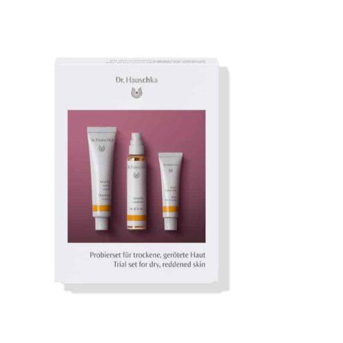 Trial Set for Dry Reddened Skin